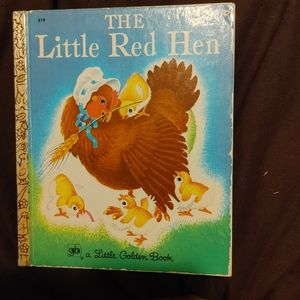 1970 LGB The Little Red Hen